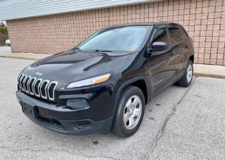 Used 2014 Jeep Cherokee Sport | 4X4 | BLUETOOTH | REMOTE START | for sale in Barrie, ON