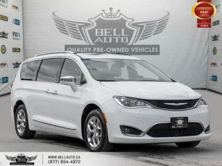 Used 2017 Chrysler Pacifica Limited, NO ACCIDENT, 7 PASS, NAVI, 360 CAM, PANO ROOF for sale in Toronto, ON