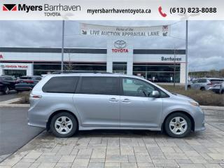 Used 2017 Toyota Sienna SE FWD 8-Passenger  - Leather Seats - $184 B/W for sale in Ottawa, ON