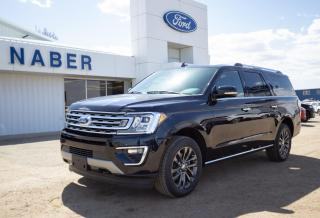 New 2021 Ford Expedition Limited MAX for sale in Shellbrook, SK