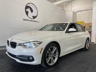 Used 2018 BMW 3 Series 328d xDrive Sedan ONE OWNER / CLEAN CARFAX / FACTORY WARRANTY for sale in Halifax, NS