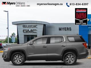 New 2021 GMC Acadia SLE for sale in Orleans, ON