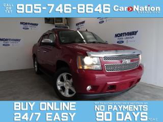 Used 2007 Chevrolet Avalanche LTZ | 4X4 | DVD PLAYER | LEATHER| NAVIGATION|ROOF for sale in Brantford, ON