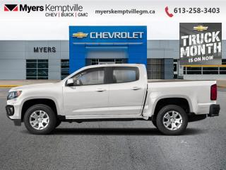 New 2021 Chevrolet Colorado WT  - SIriusXM for sale in Kemptville, ON