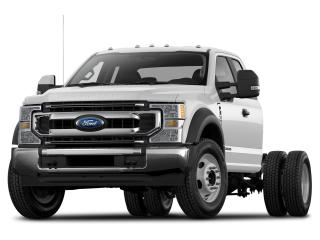 New 2021 Ford F-550 Super Duty DRW XLT for sale in Sechelt, BC