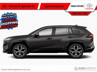 New 2021 Toyota RAV4 Prime XSE  - Sunroof -  Heated Seats for sale in High River, AB