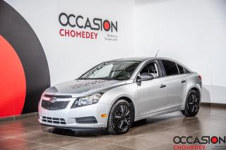 Used 2013 Chevrolet Cruze LS+GROUPE ELECTRIQUE+A/C for sale in Laval, QC