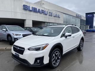 Used 2018 Subaru XV Crosstrek Limited EyeSight *Nav, Syst son Harman K for sale in Laval, QC