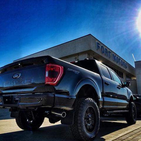 2021 Ford F-150 XLT  - Sync 4 - $469 B/W