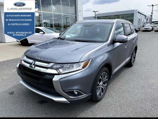 Used 2016 Mitsubishi Outlander GT AWC 4 portes for sale in Victoriaville, QC