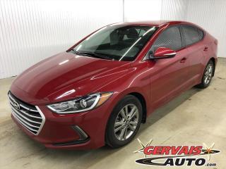 Used 2018 Hyundai Elantra GL MAGS CAMÉRA SIÈGES CHAUFFANTS *Bas Kilométrage* for sale in Trois-Rivières, QC