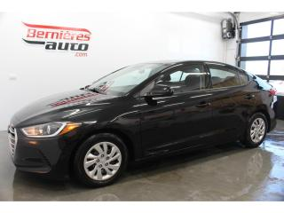 Used 2017 Hyundai Elantra SE for sale in Lévis, QC