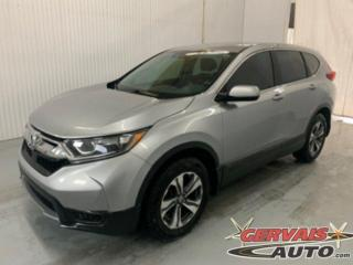 Used 2018 Honda CR-V LX AWD Mags Caméra A/C Sièges chauffants *Traction intégrale* for sale in Trois-Rivières, QC