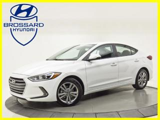 Used 2018 Hyundai Elantra GL Auto  BAS KM A/C CAMERA DE RECUL BLUETOOTH for sale in Brossard, QC