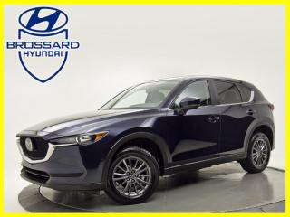 Used 2018 Mazda CX-5 GS AWD Luxe Cuir Toit ouvrant Camera de recul for sale in Brossard, QC