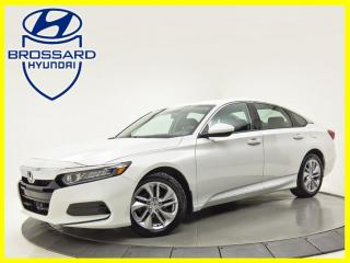 Used 2018 Honda Accord LX  A/C BLUETOOTH CAMERA DE RECUL MAGS for sale in Brossard, QC