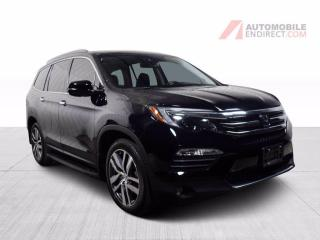 Used 2018 Honda Pilot Touring AWD A/C Mags Cuir Toit GPS 7 Places for sale in St-Hubert, QC