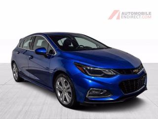Used 2017 Chevrolet Cruze PREMIER HATCHBACK CUIR TOIT MAGS for sale in St-Hubert, QC