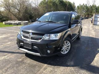 Used 2013 Dodge Journey SXT for sale in Cayuga, ON