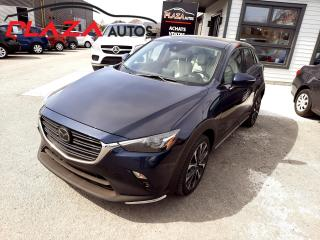 Used 2019 Mazda CX-3 GT Auto AWD for sale in Beauport, QC