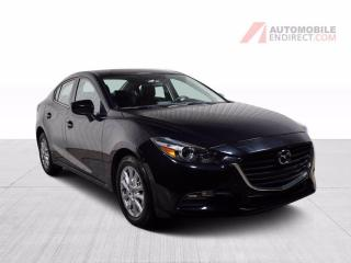 Used 2017 Mazda MAZDA3 SE A/C Mags Cuir Sièges Chauffants Caméra for sale in St-Hubert, QC