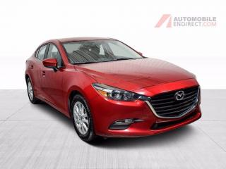 Used 2018 Mazda MAZDA3 GS AIR CLIMATISE MAGS SIEGES CHAUFFANTS for sale in St-Hubert, QC