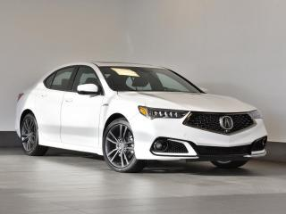 Used 2020 Acura TLX Elite A-SPEC V6 SH-AWD NEUF EN LIQUIDATION ! for sale in Ste-Julie, QC