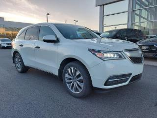 Used 2014 Acura MDX Nav Pkg toit caméra de recul cuir angle mort for sale in Ste-Julie, QC
