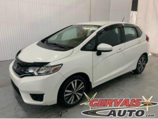 Used 2017 Honda Fit SE Mags Caméra A/C Sieges Chauffants *Transmission Automatique* for sale in Trois-Rivières, QC