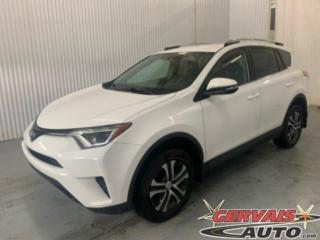 Used 2016 Toyota RAV4 LE AWD Caméra A/C Sièges Chauffants *Traction intégrale* for sale in Trois-Rivières, QC