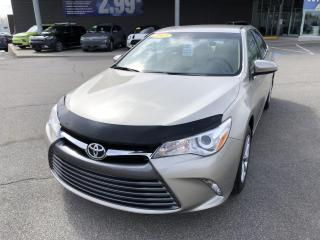 Used 2015 Toyota Camry LE,A/C,BANCS CHAUFFANT,CAMÉRA,CRUISE,BLUETOOTH for sale in Mirabel, QC