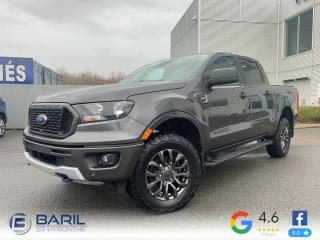 Used 2019 Ford Ranger XLT cabine SuperCrew 4RM caisse de 5 pi for sale in St-Hyacinthe, QC