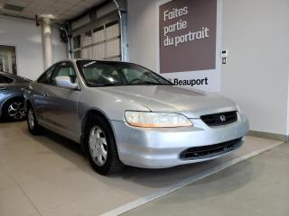 Used 2000 Honda Accord Coupé 2 portes, boîte manuelle - EX cuir for sale in Beauport, QC