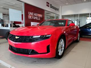 Used 2020 Chevrolet Camaro Coupé 2 portes 1LS for sale in Beauport, QC