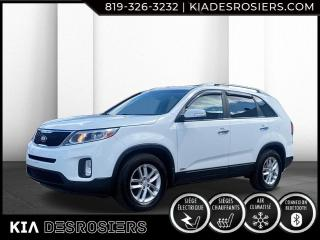Used 2015 Kia Sorento *LX*AWD*V6*BANC CHAUFFANT*BLUETOOTH*7 PA for sale in Val-David, QC
