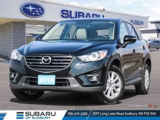 Used 2016 Mazda CX-5 GS - ONE OWNER CLEAN CARFAX ! for sale in Sudbury, ON