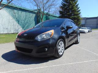 Used 2013 Kia Rio *******FINANCEMENT POSSIBLE*******AUTOMA for sale in St-Eustache, QC