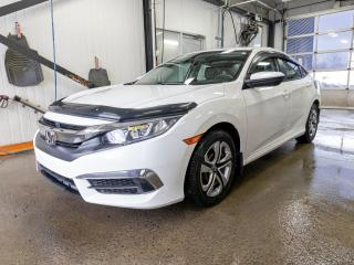 Used 2016 Honda Civic LX CAMÉRA BLUETOOTH SIÈGES CHAUFFANTS *BAS KM* for sale in St-Jérôme, QC