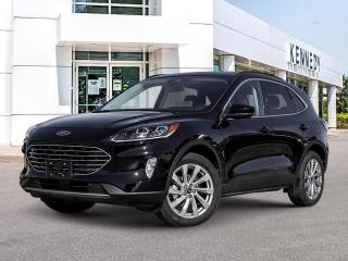 New 2021 Ford Escape Titanium Hybrid for sale in Oakville, ON