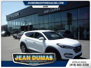 Used 2017 Hyundai Tucson 2.0L 4 portes TI for sale in Alma, QC