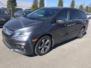 Used 2018 Honda Odyssey EX-RES **DVD/TOIT/CARPLAY** 56 188KM ** for sale in St-Eustache, QC