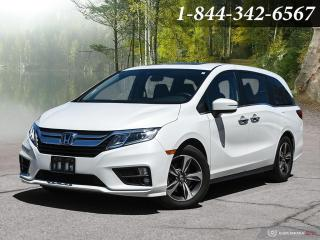 Used 2020 Honda Odyssey EX | LOCAL TRADE | CLEAN CARFAX | 8 PASSANGER for sale in Oakville, ON