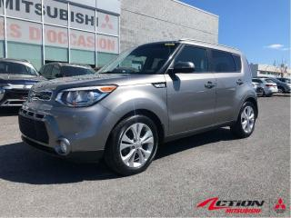 Used 2015 Kia Soul EX+AIR CLIM+BLUETOOTH+CAMÉRA DE RECUL+AUTO+MAGS 17 for sale in St-Hubert, QC