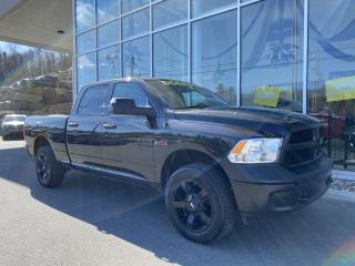 Used 2018 RAM 1500 TRADESMAN , CREW , BOITE 6''4' , DIFF 3. for sale in Ste-Agathe-des-Monts, QC