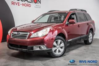 Used 2011 Subaru Outback Limited 4x4 cuir-toit-mags+GAR 1 AN for sale in Boisbriand, QC