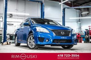 Used 2015 Nissan Sentra 4dr Sdn SR for sale in Rimouski, QC
