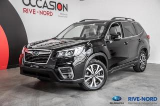 Used 2019 Subaru Forester Limited EyeSight NAVI+CUIR+TOIT.OUVRANT for sale in Boisbriand, QC