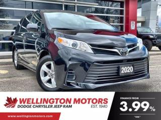 Used 2020 Toyota Sienna LE / Clean CarFax / 8 Passenger ... for sale in Guelph, ON