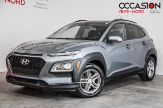 Used 2018 Hyundai KONA 2.0 Essential MAGS+SIEGES.CHAUFFANTS+CAM.RECUL for sale in Boisbriand, QC