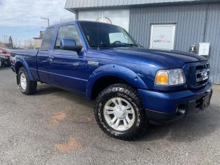 Used 2011 Ford Ranger ***SPORT,4X4,A/C,MAGS,4.0L 6 CYL,AUBAINE for sale in Longueuil, QC